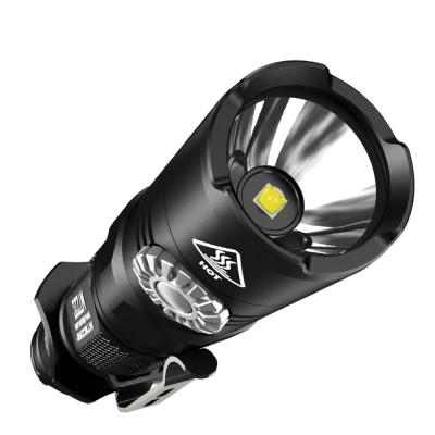 Nitecore MT22C Cree XP-L Infinitely variable brightness 18650 Torch